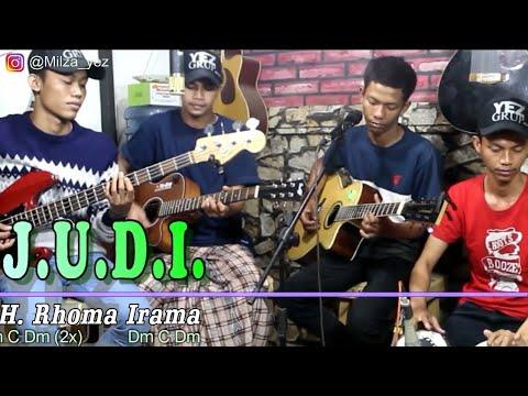 JUDI - COVER By YEZGRUP
