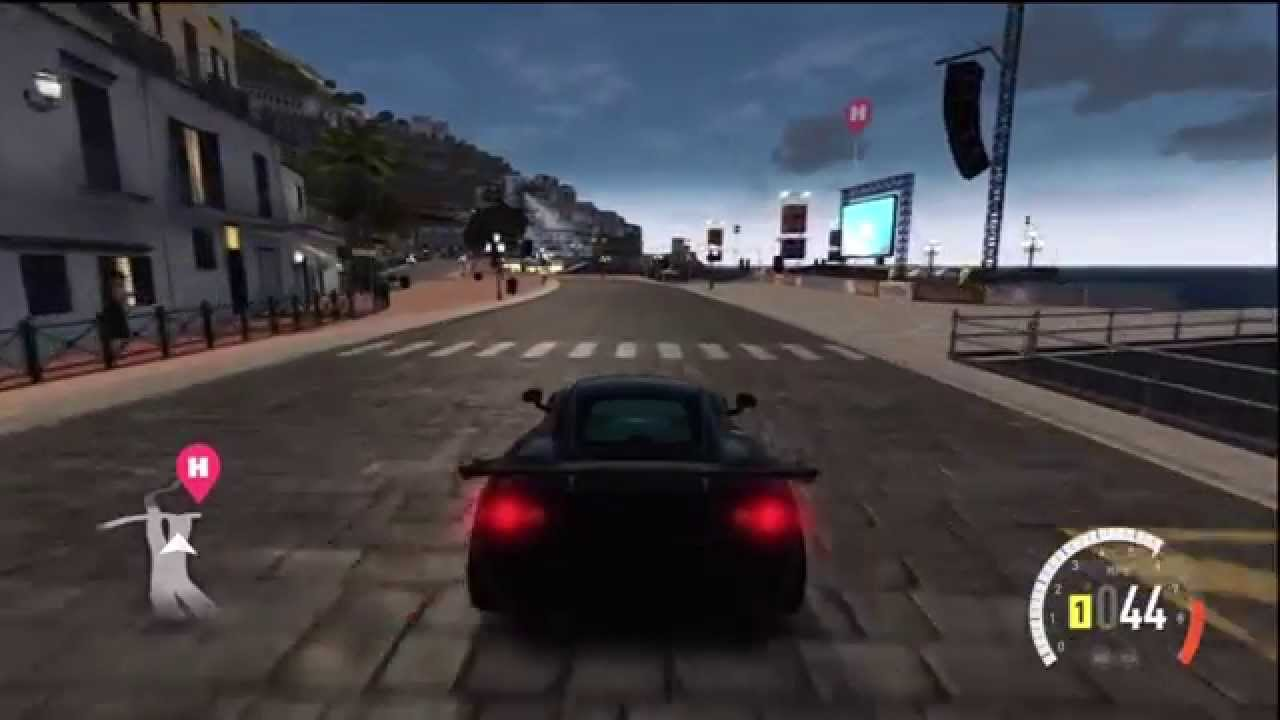 Forza Horizon 2 XE (X-tended Edition) for 360 mod