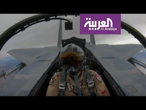 تمارين جوية في حرب حقيقية ينفذها طيارون سعوديون بنيفادا الأم  - نشر قبل 5 ساعة