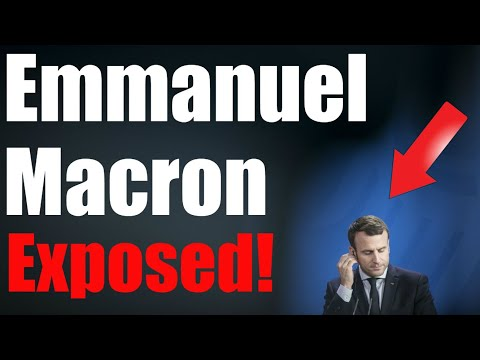 The Shocking Truth About Emmanuel Macron - What You Need To Know!