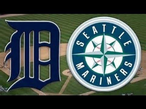 MLB17 The Show 1 Inning Exhibition - Seattle Mariners Vs Detroit Tigers - Episode 4