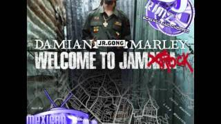 Damian Marley - Welcome To Jamrock Chopped n screwed by Dj Rimz