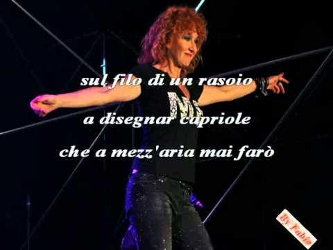 Fiorella Mannoia Estate Karaoke