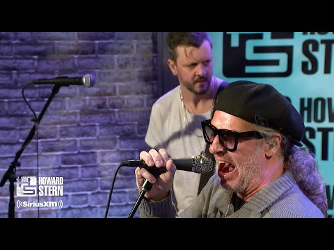 "Collective Soul Covers Soul Coughing's ""Super Bon Bon"" In Howard Stern's Studio"