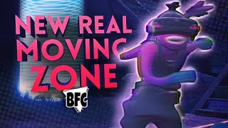 NEW REAL MOVING ZONE TRAINING ! | * FORTNITE CREATIVE * | 1459-4557-2150