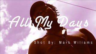 """$hvunD¤t - """"All My Days / Register"""" (Shot By Mark Williams)"""