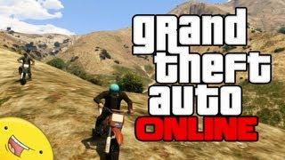 GTAV Online: Fort Zancudo w/TheGamingLemon