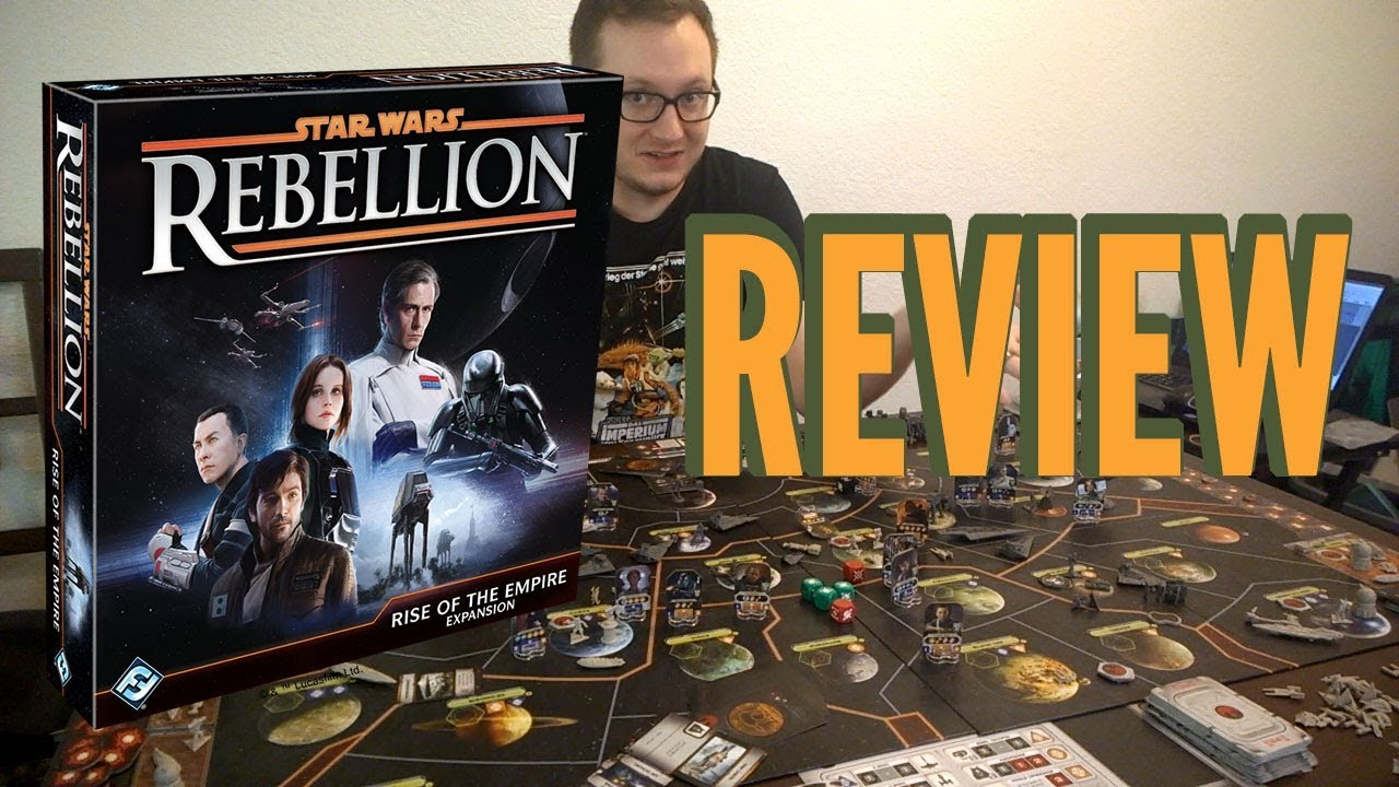 Rise Of The Empire Expansion Review Star Wars Rebellion Ffg Community