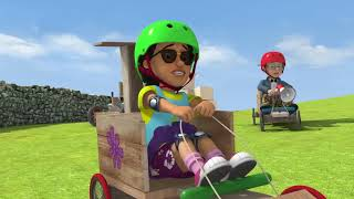 Fireman Sam US 🚒🔥 Go Kart Racing! 🚘 🔥Fireman Sam Best Saves 🔥Kids Movie
