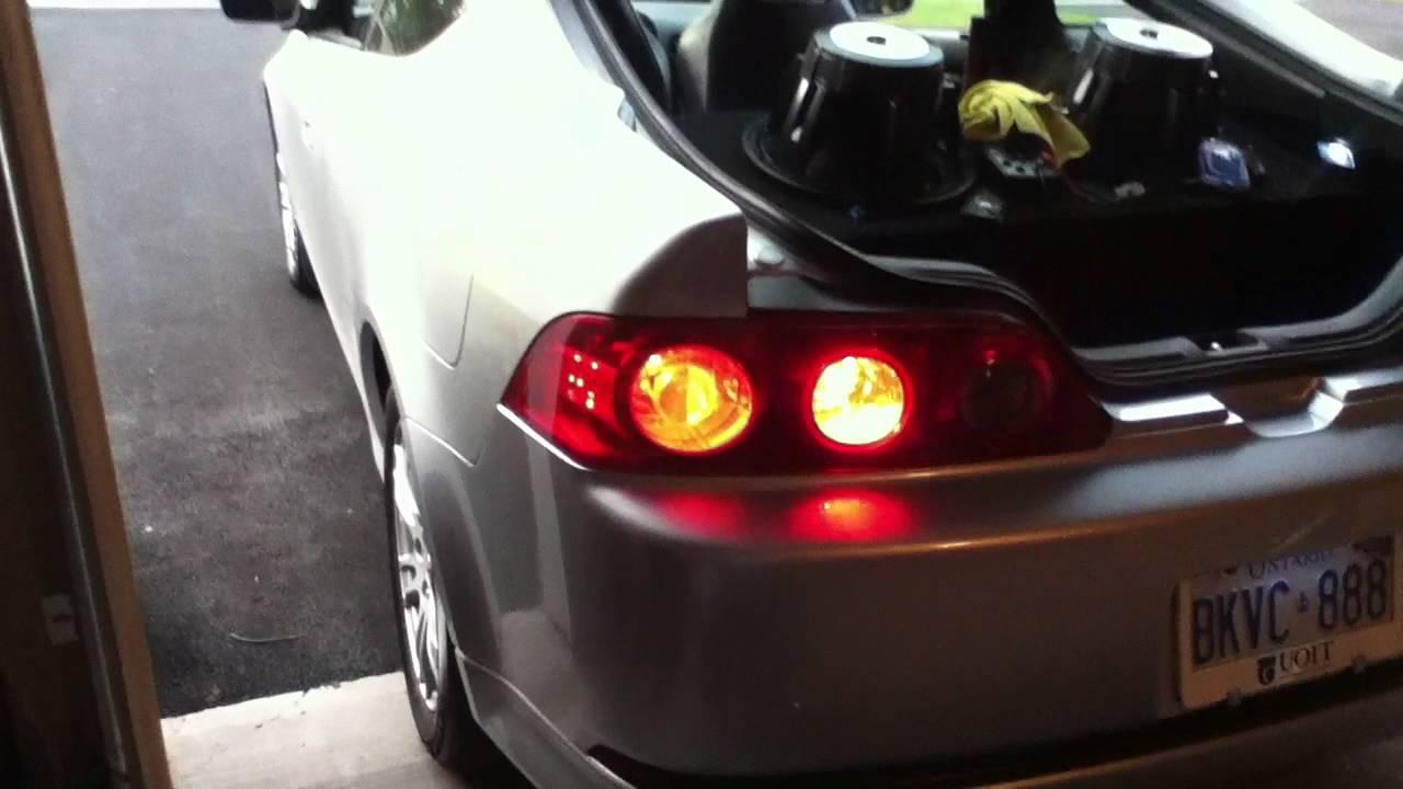 Acura Rsx Blinker Mod