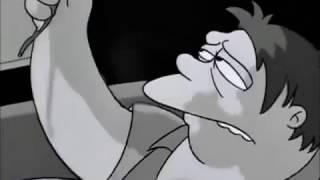 Los Simpson - Película de Barney Gumble