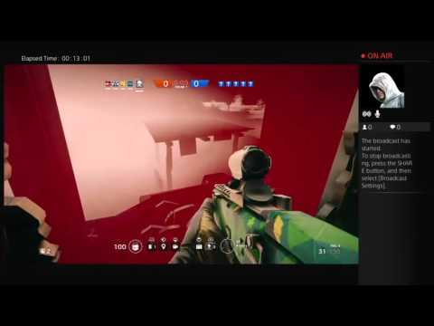 Rainbow 6 seige funny moments hacker