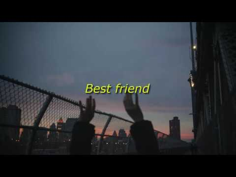 Rex Orange County - Best Friend [Lyrics]