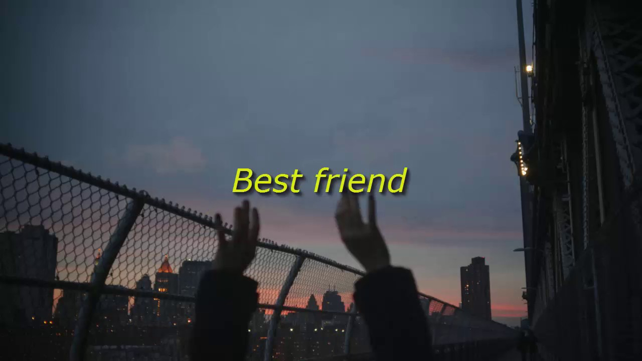 Rex Orange County Best Friend [Lyrics]