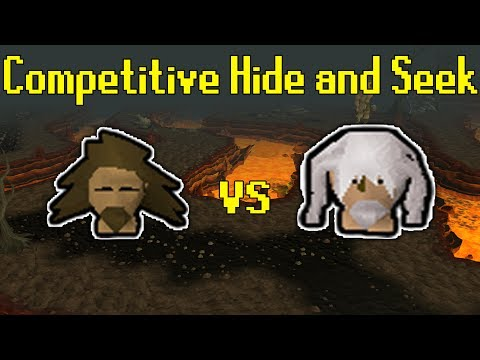 Competitive Hide and Seek - Challenge Episode 65