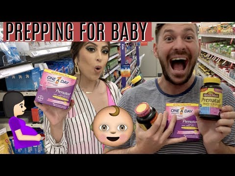 PREPPING & PLANNING FOR PREGNANCY *OMG* 👶