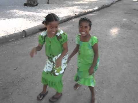 Bajin and Tine dance