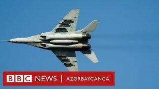 """""""MiQ-29 heç vaxt quşlara görə qəzaya uğramayıb!"""" - rusiyalı pilot Maqomed Tolboyev"""