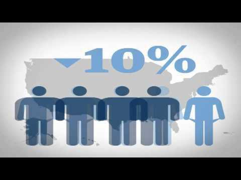 99% v 1%: the data behind the Occupy movement | Guardian Animations