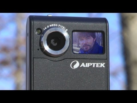 Aiptek See Me ( DHD11X SeeMeeHD ) - Test Video and Overview - Tech Talk