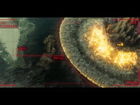 Greenland Final Comet Planet Killer Scene | HD clip
