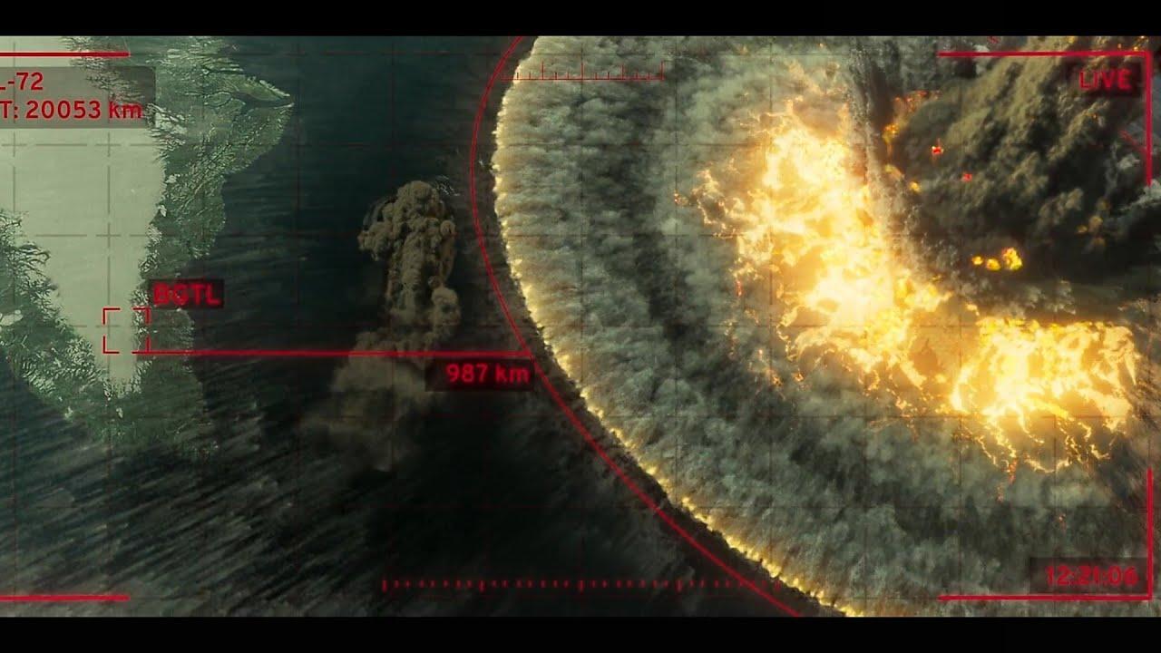 Download Greenland Final Comet Planet Killer Scene | HD clip