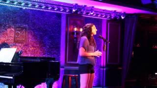 """Promise Me This"" - Jennifer Apple (54 Below 6/12/15)"