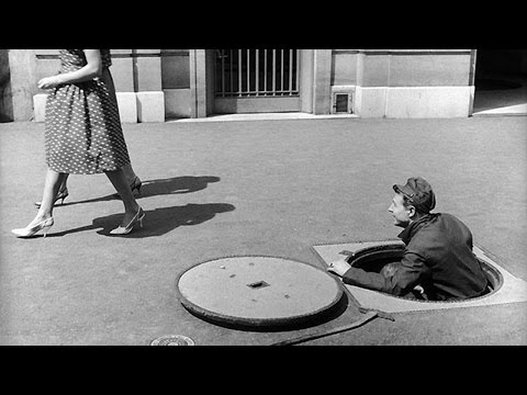 Incredible Picture - Humorous Street Photos From 1950s France - Funny Photos