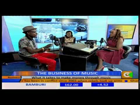 Business Center: The Music of Business