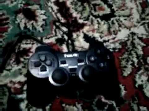 драйвера для геймпада havit hv-g60