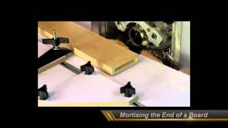 Mlcs Woodworking Mortising Table Demo