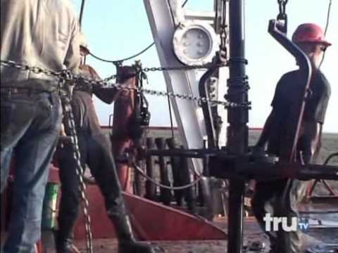 Drilling Rig: Tongs & Spinningchains