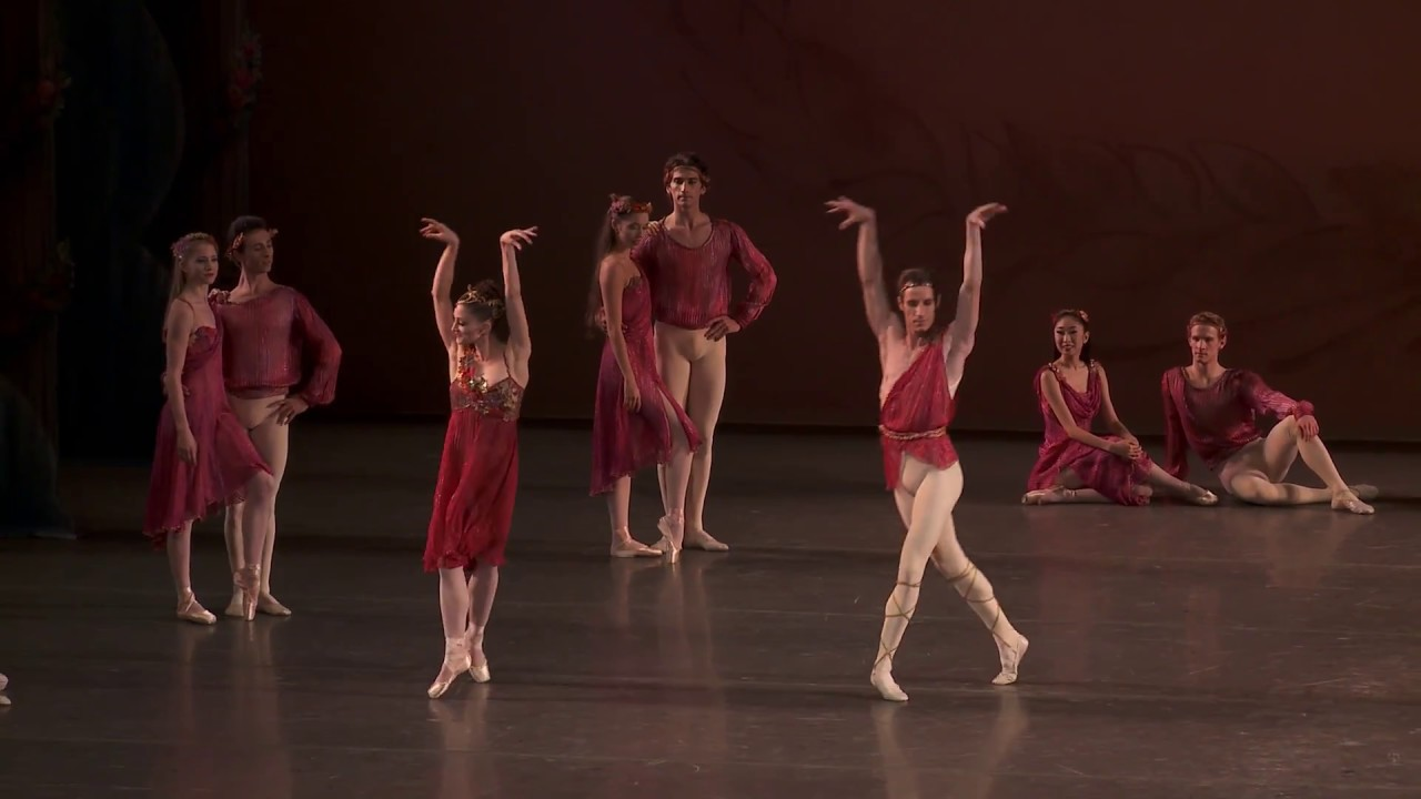 Anatomy of a Dance: Ashley Bouder on Jerome Robbins' THE FOUR SEASONS