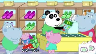 supermarket shopping funny cartoons