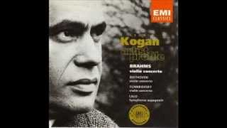 Leonid Kogan - Tchaikovsky: Violin Concerto in D major Op.35, III. Finale - Allegro vivacissimo