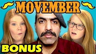 Teens React to Movember/No Shave November (Bonus #82)