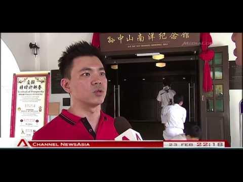 Sun Yat Sen Nanyang Memorial Hall welcomed 180,000 visitors since re-opening - 23Feb2013
