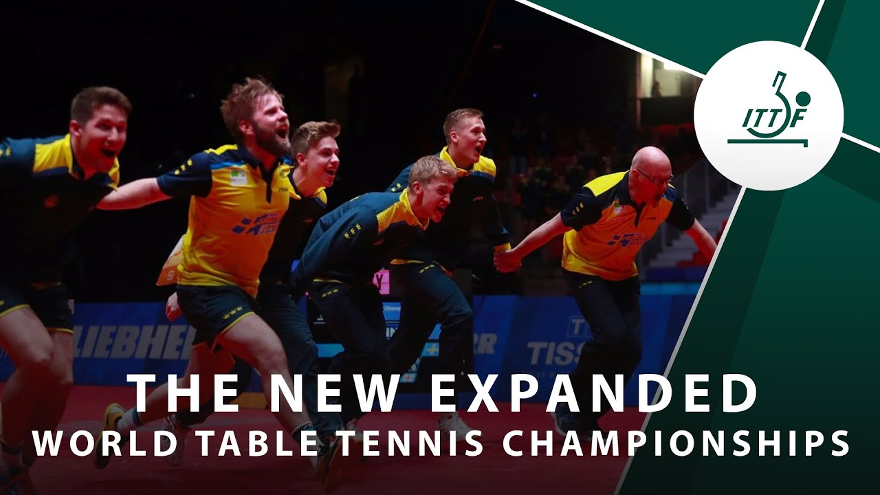 Download The New Expanded World Table Tennis Championships