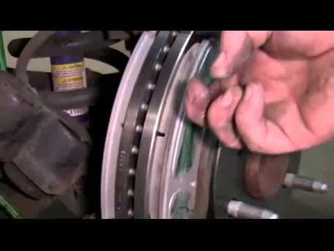 Front Brakes 2005 Chevy Silverado 1500 Youtube