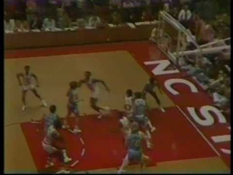 UNC vs. NC State - Jan. 17, 1979