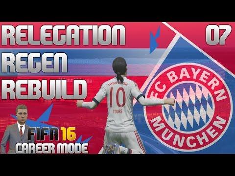 FIFA 16 Bayern Munich Career Mode - RRR - E07