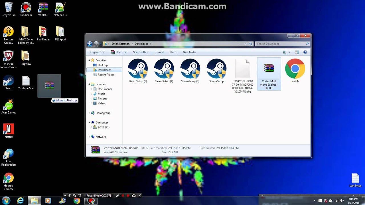modded ps3 backup download