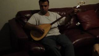 Kurdish Saz (yallah sofor)