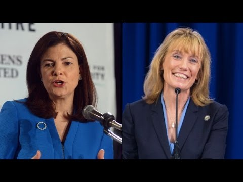 GOP Sen. Kelly Ayotte concedes to Dem. Maggie Hassan