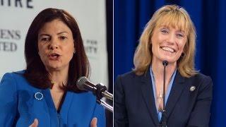 GOP Sen. Kelly Ayotte concedes to Dem. Maggie Hassan