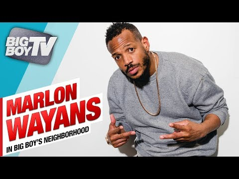 Marlon Wayans on His Upcoming Netflix Special & Trump's State of The Union