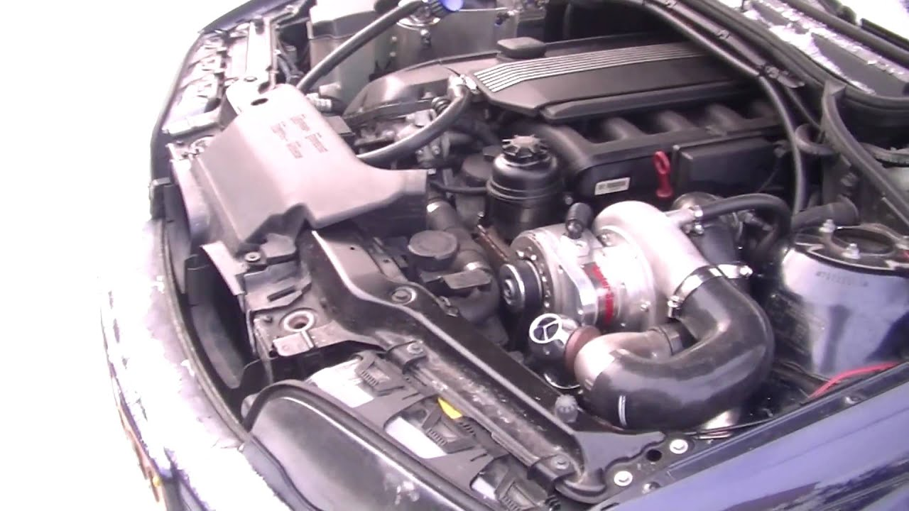 Bmw E46 320ci M54 Chargertech Raptor Supercharger Idling2 Mts Youtube