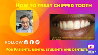 How Do Dentists Fix Chipped Front Tooth
