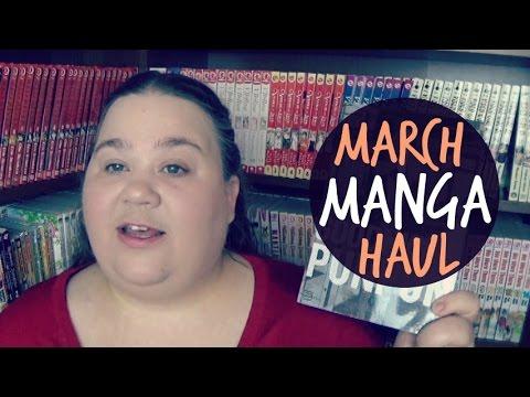 MARCH MANGA HAUL | Viz Media Sale