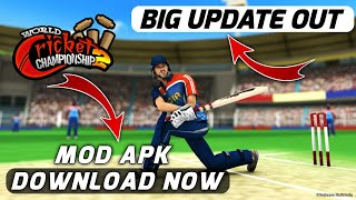 WCC 2 2018 LATEST VERSION 2.7   DOWNLOAD MOD APK FOR ANDROID   UNLIMITED COINS   UNLOCKED STATDIUM  